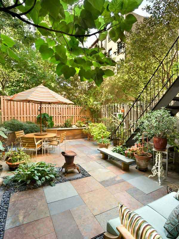 23 Small Backyard Ideas How to Make Them Look Spacious and ... on Backyard Garden Ideas id=41022