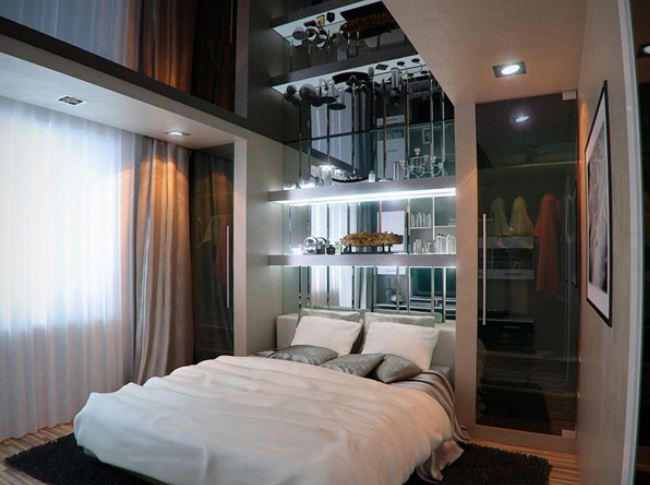 18 Small Bedroom Decorating Ideas | Architecture & Design on Bedroom Ideas Small Room  id=87616