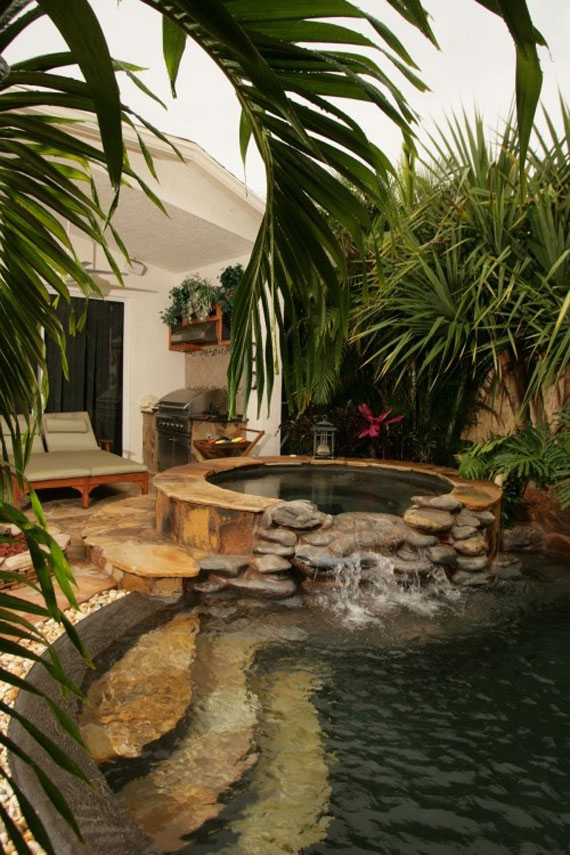 Water Garden Design Ideas