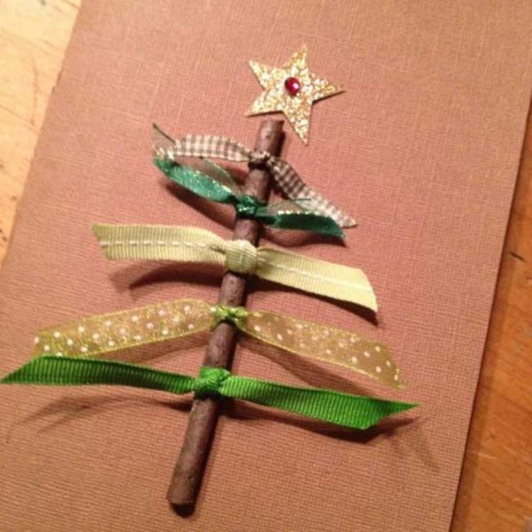 Projects Art Christmas Kids Tree