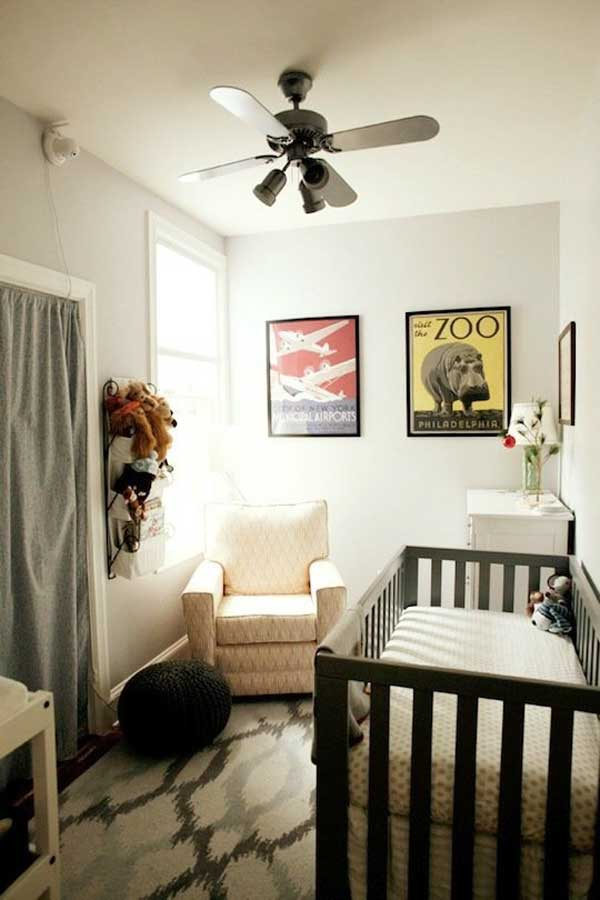 Make bedrooms in your home beautiful with bedroom decorating ideas from hgtv for bedding, bedroom décor, headboards, color schemes, and more. 20+ Steal-Worthy Decorating Ideas For Small Baby Nurseries