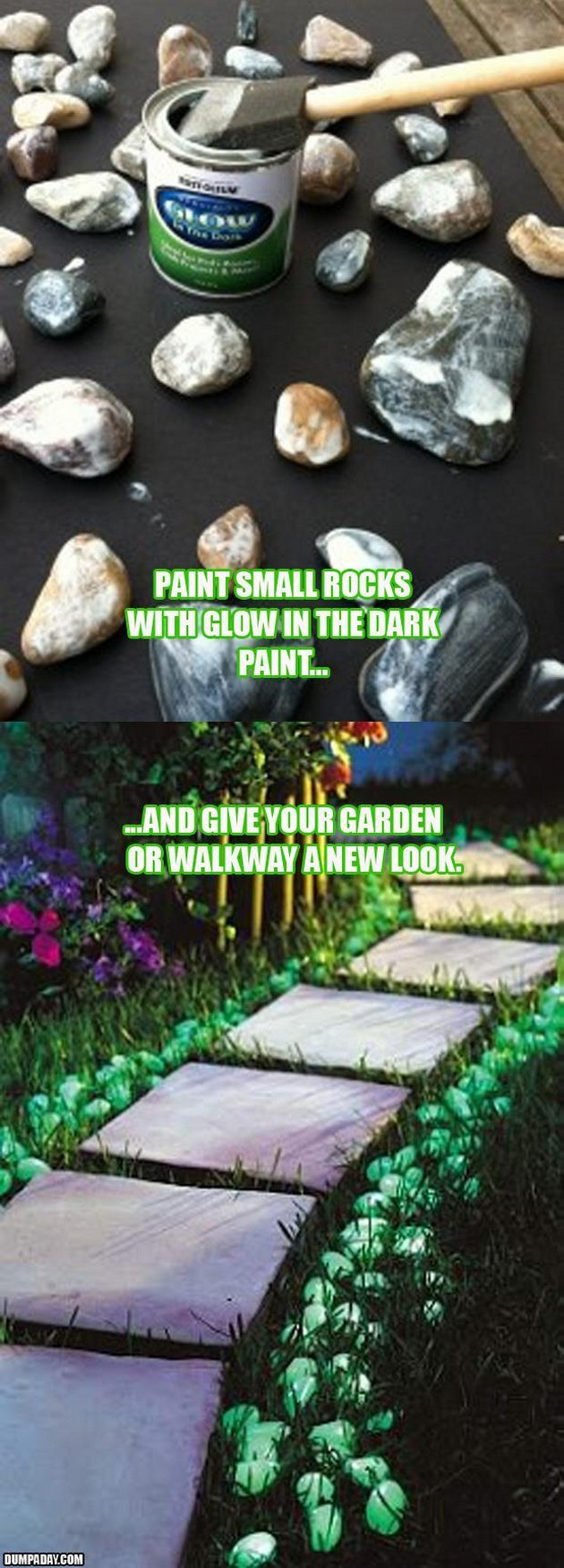 26 Fabulous Garden Decorating Ideas with Rocks and Stones ... on Rock Decorating Ideas  id=38411