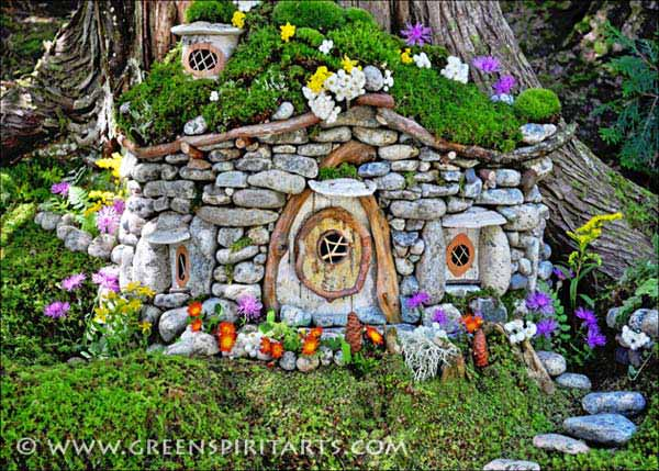 26 Fabulous Garden Decorating Ideas with Rocks and Stones ... on Rock Decorating Ideas  id=98824