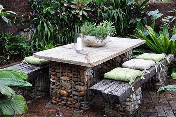 26 Fabulous Garden Decorating Ideas with Rocks and Stones ... on Rock Decorating Ideas  id=41078