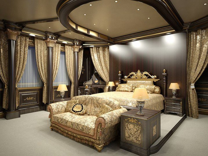Eye Catching Bedroom Ceiling Designs That Will Make You