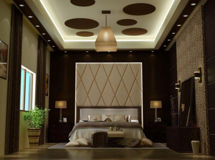 Eye Catching Bedroom Ceiling Designs That Will Make You Say Wow     5 plaster of paris ceiling for bedroom