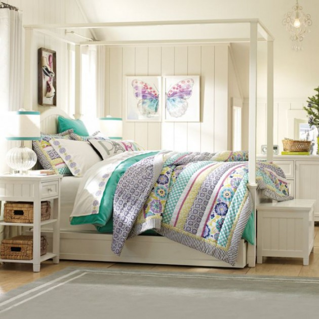 15+ Fantastic Bedrooms For Chic Teen Girls | Architecture ... on Teen Rooms For Girls  id=73455