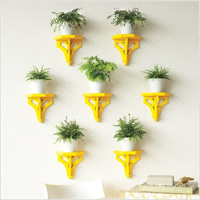15 Amazing Ideas to Display Your Indoor Plants ... on Amazing Plant Stand Ideas  id=65102