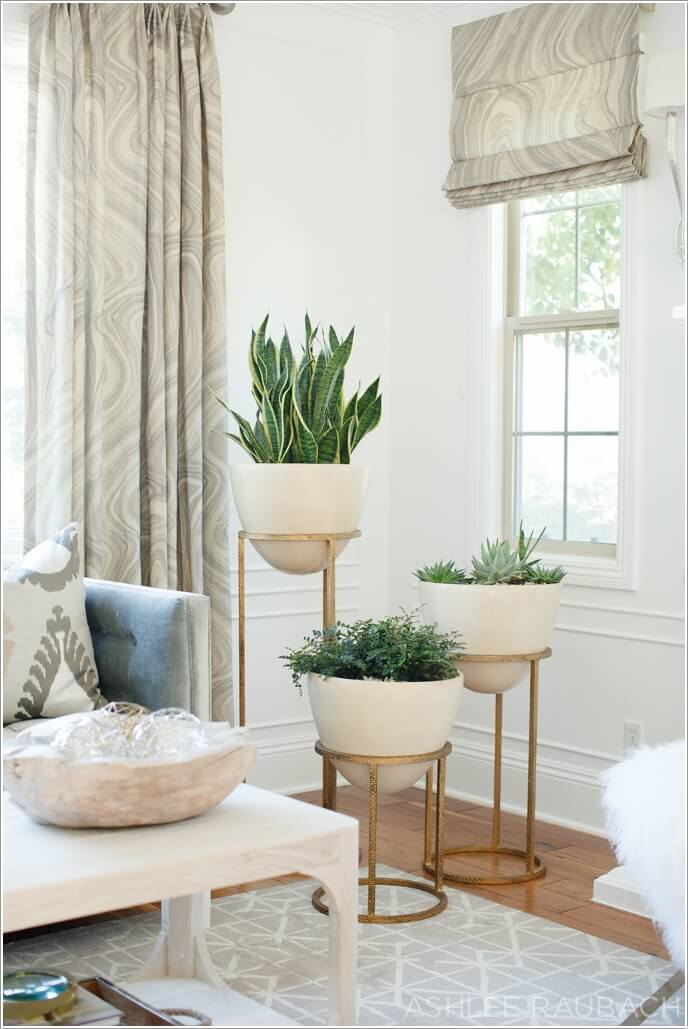 15 Amazing Ideas to Display Your Indoor Plants ... on Amazing Plant Stand Ideas  id=61861