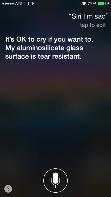 Funny Questions Ask Siri