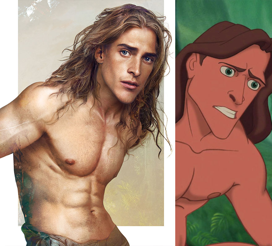 AD-Real-Life-Like-Disney-Princes-Illustrations-Hot-Jirka-Vaatainen-05