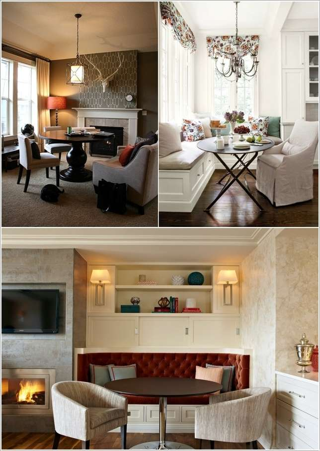 12 Amazing Alternatives To A Formal Dining Room