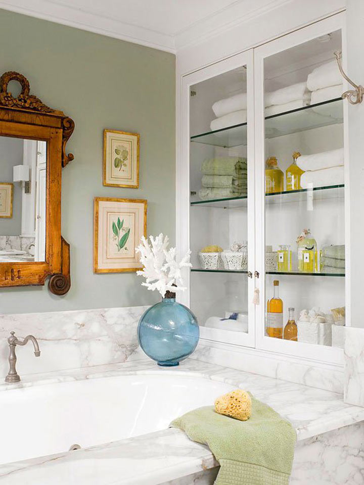 20+ Creative Bathroom Towel Storage Ideas on Remodel:ll6Wzx8Nqba= Small Kitchen Ideas  id=14821