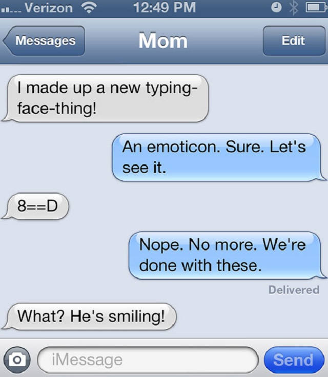 How Make Someone Laugh Through Text