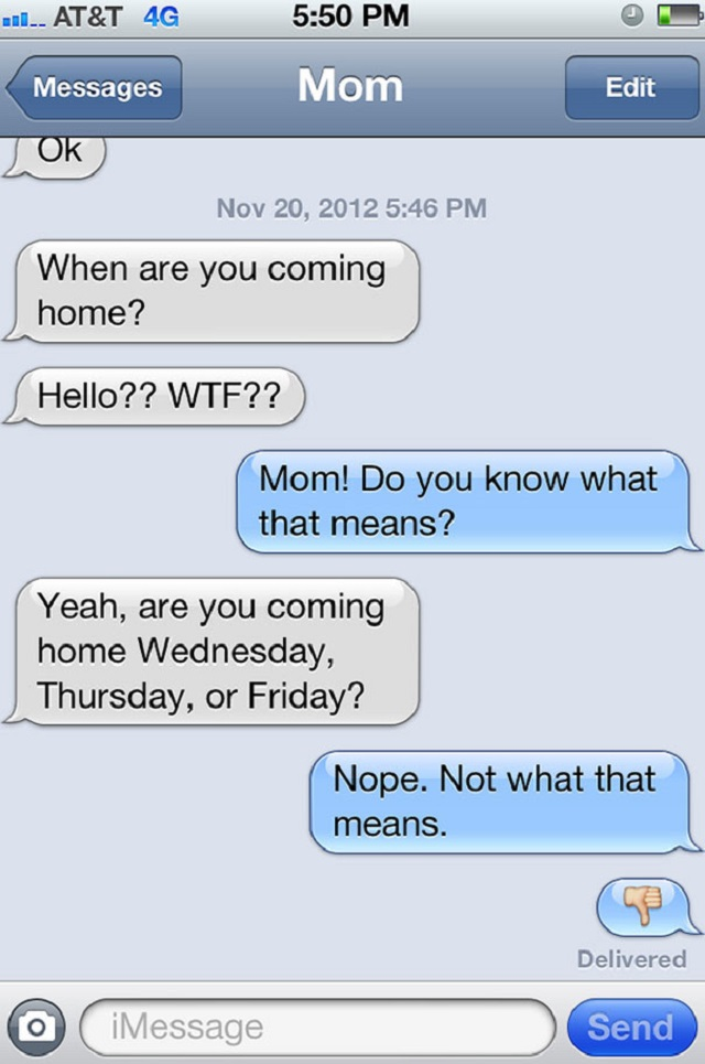 Funniest Text Messages Ever