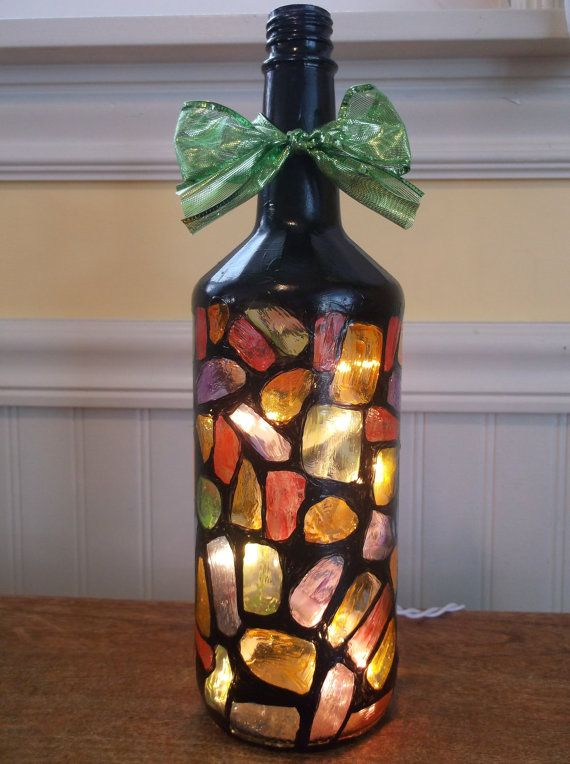 AD-Creative-DIY-Bottle-Lamps-Decor-Ideas-22