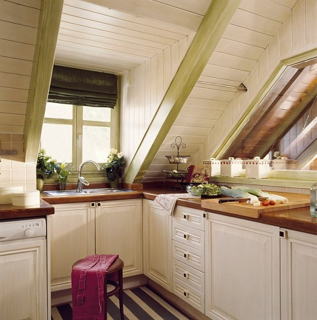 Cleverly Increase Living Space By Making Use Of Unused Attic Architecture Amp Design