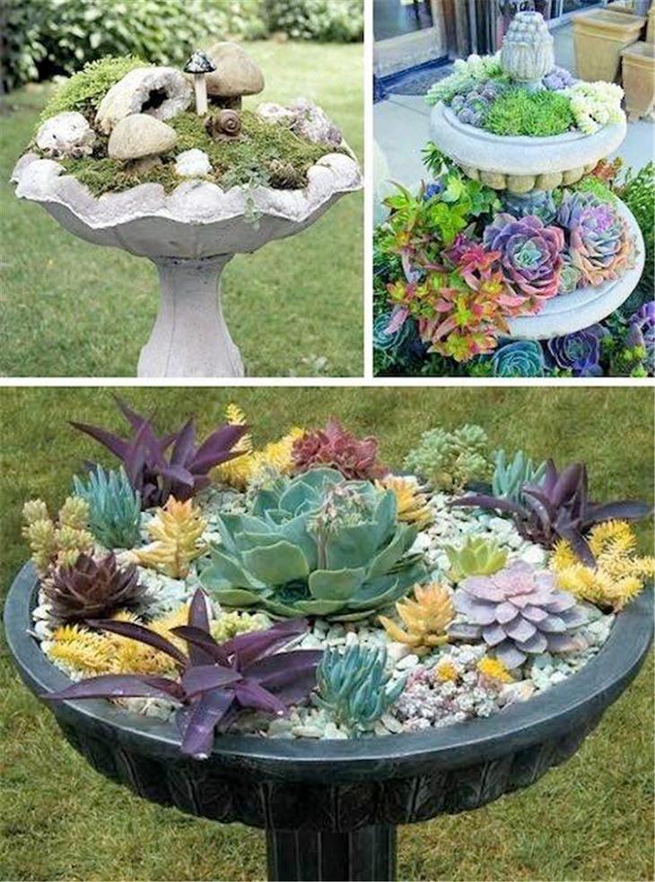 30 DIY Ideas How To Make Fairy Garden | Architecture & Design on Backyard Design Ideas Diy id=82937