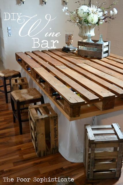40+ Creative Pallet Furniture DIY Ideas And Projects on Pallets Design Ideas  id=25872