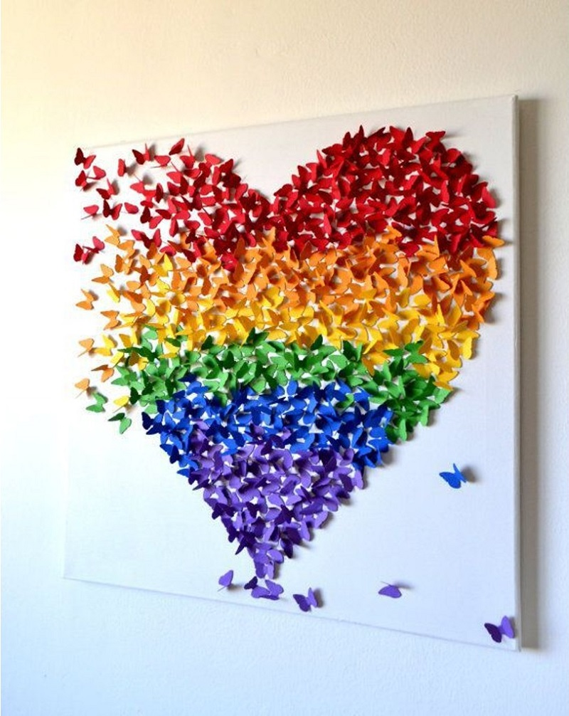 Get some inspiration on decorating with velvet at housebeautiful.com/uk. Top Lively Rainbow Decor Ideas That Will Cheer You Up