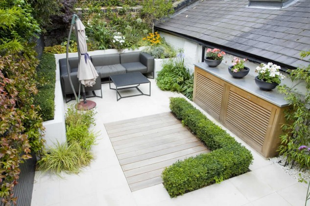 35 Wonderful Ideas How To Organize A Pretty Small Garden Space on Small Landscape Garden Ideas id=89032