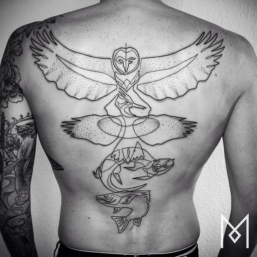 AD-Minimalist-Single-Line-Tattoos-By-Mo-Ganji-21