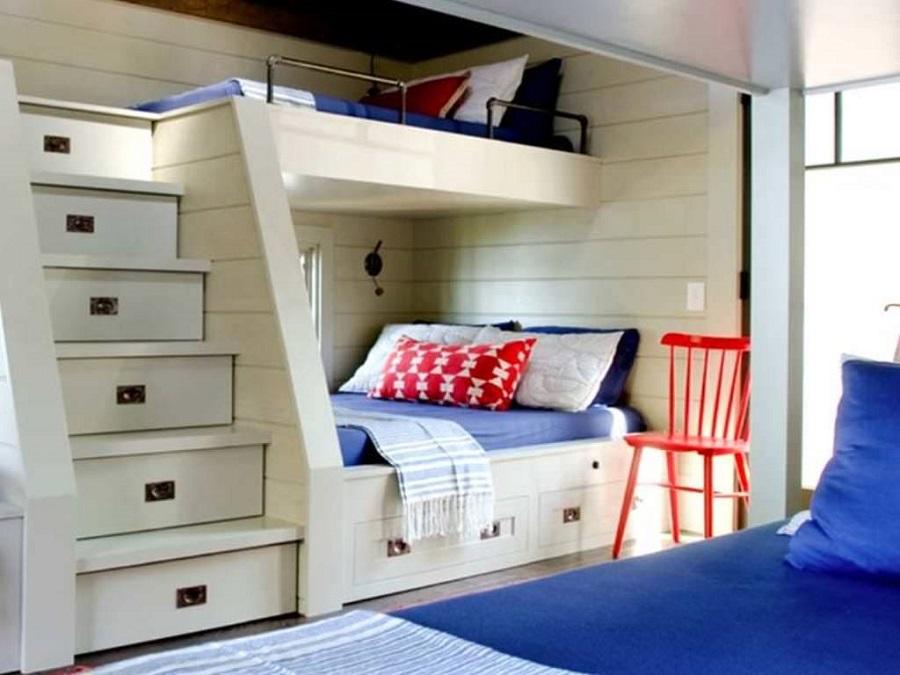 20 Amazing Kids Bedroom Design & Ideas on Room Ideas For Small Rooms  id=84463