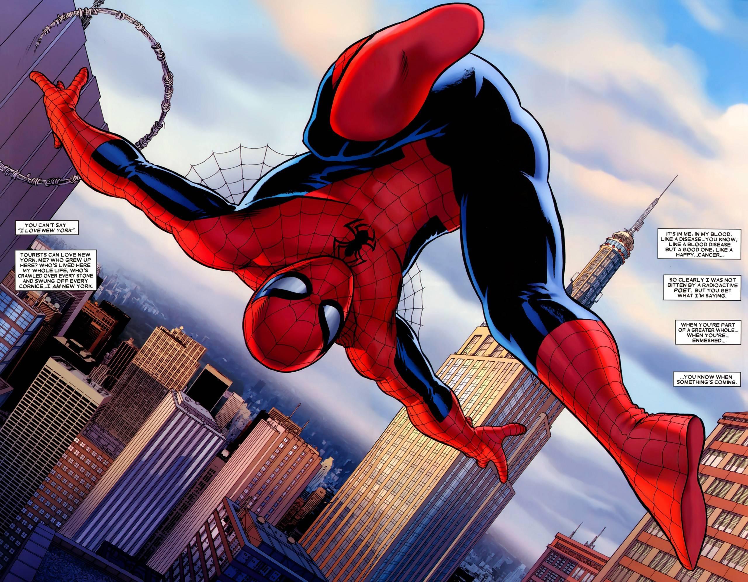 Where To Start Spider Man