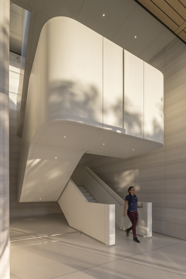 FosterPartnerss Apple Park Visitor Center Opens To The