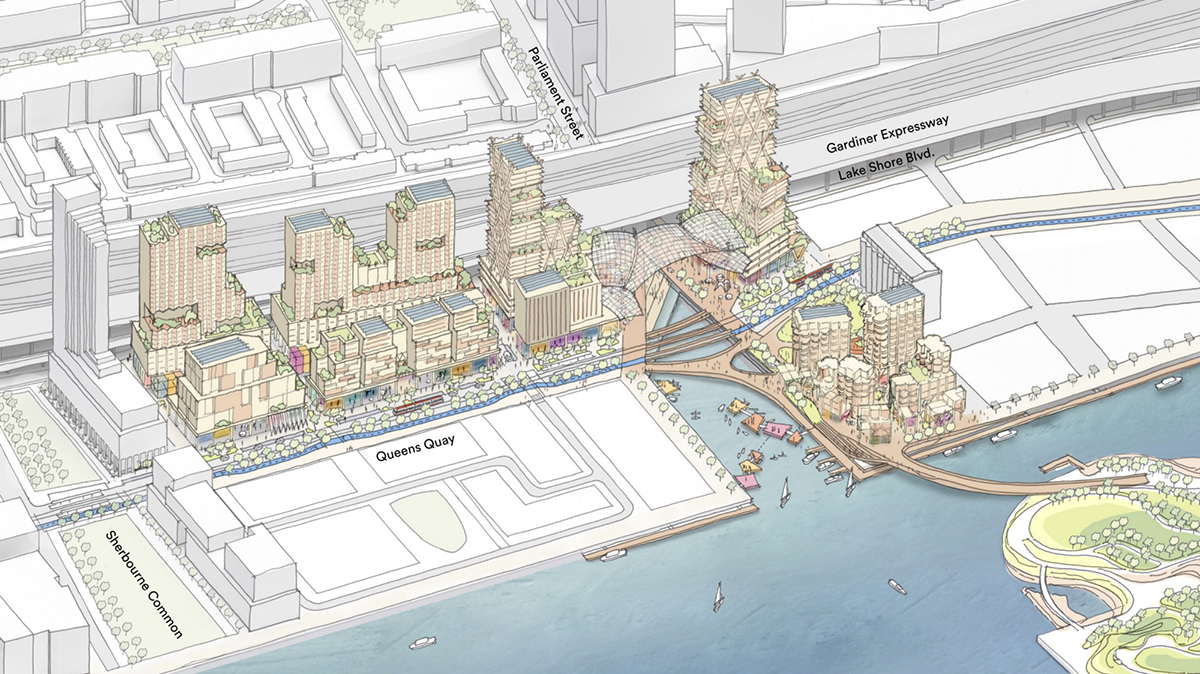 Can Sidewalk Labs Realize A Totally Timber Smart City