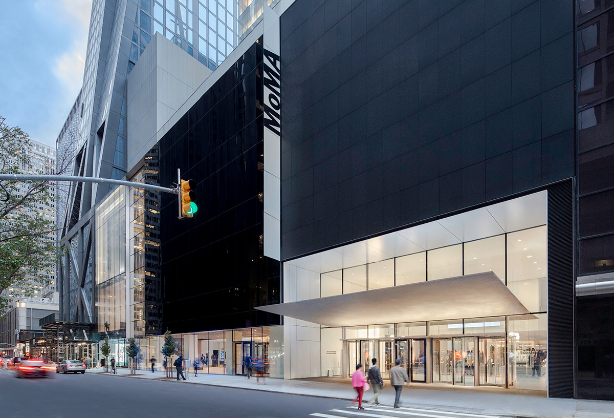 MoMA reopens with a $450 million mega-expansion and slick ...