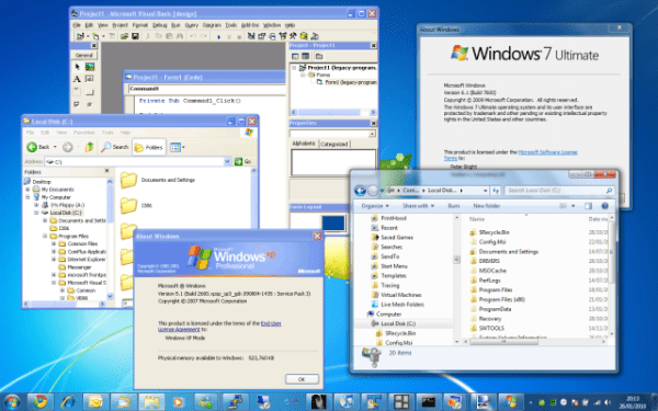 Windows 7's XP Mode: what it is, how it works, who it's ...