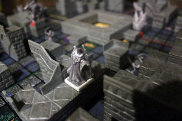 Chaostle turns dungeon crawling into a bloody, competitive ...