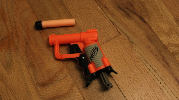 Most Powerful Nerf Gun Ever