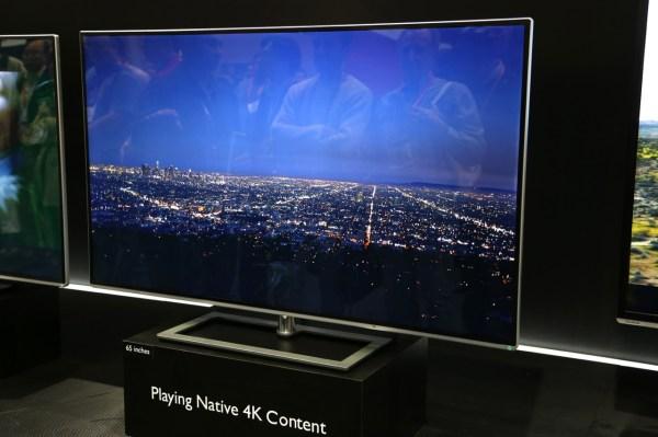 Sony's 4K UltraHD TVs plummet in price, but content still ...