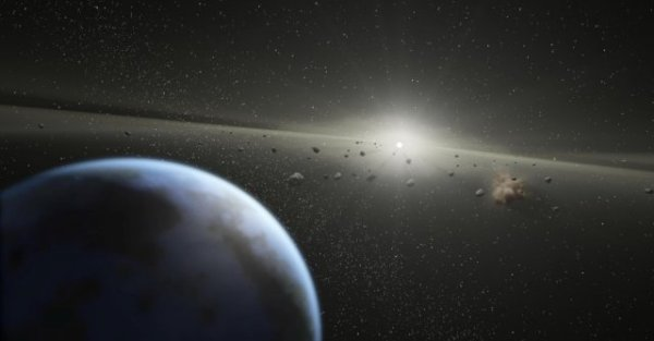 Weak forces hold rubblepile asteroids together Ars Technica
