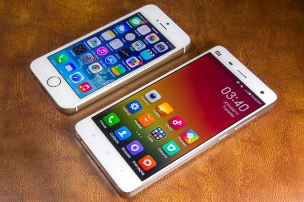 Xiaomi Mi4 review: China's iPhone killer is unoriginal but ...