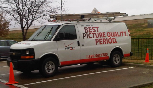 Verizon Nears The End Of Fios Builds Vyagers