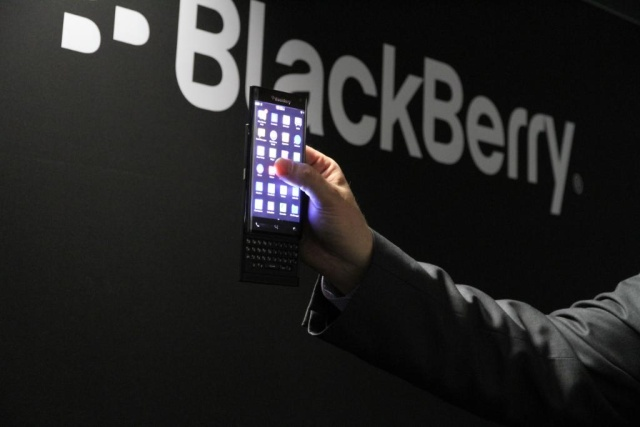 BlackBerry poderá lançar dispositivo com Sistema Operativo Android 1