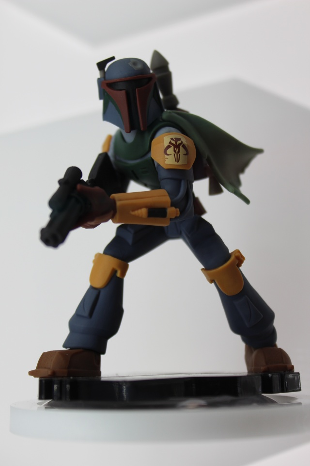 Boba Fett's last major toy incarnation, from 2015.