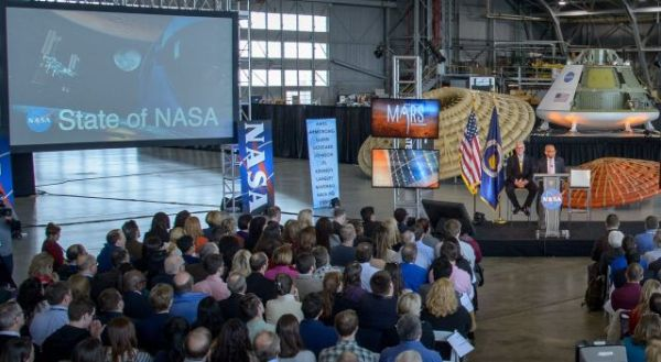 NASA budget proposal widens divide between White House and ...