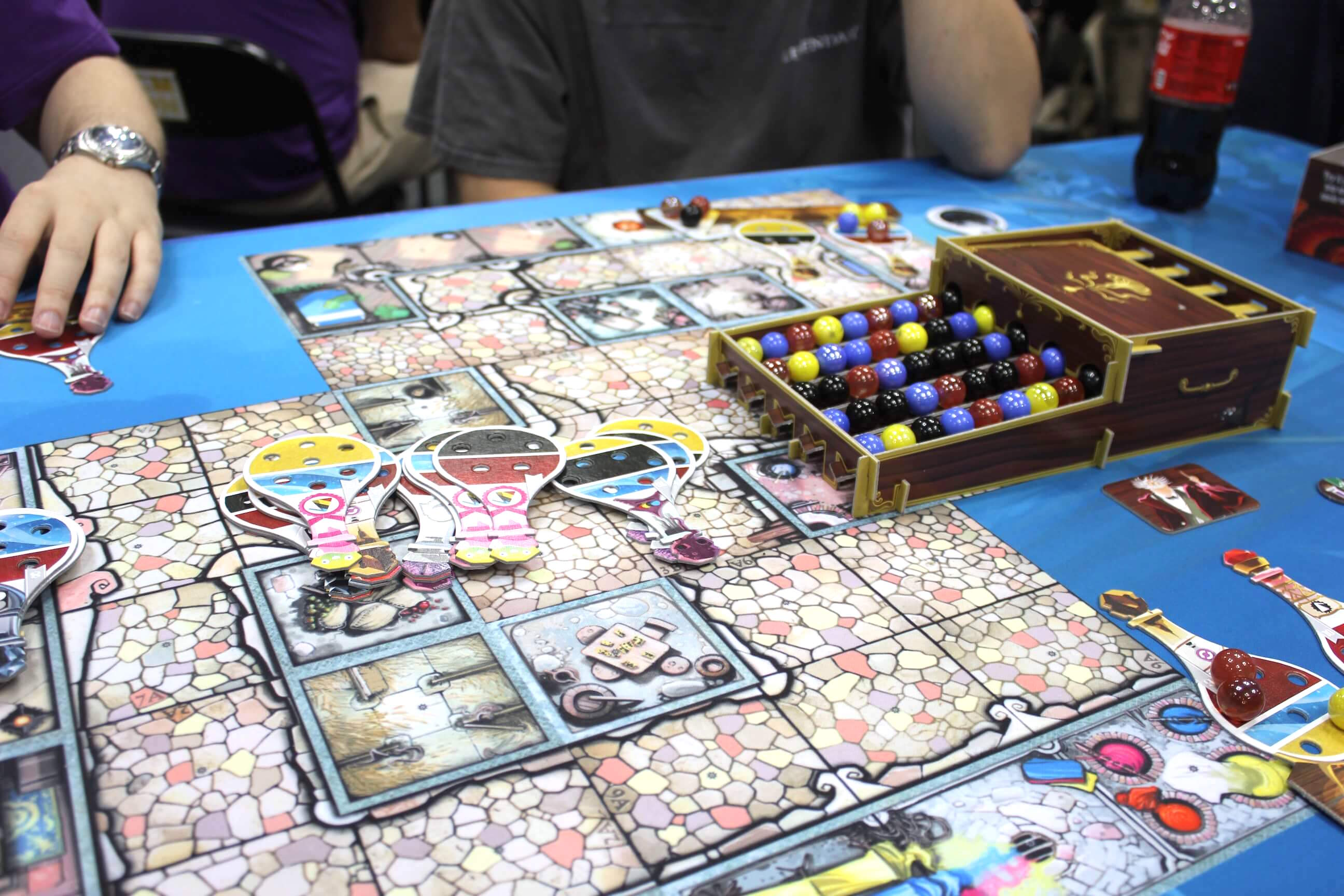Ars Cardboard S Board Game T Guide
