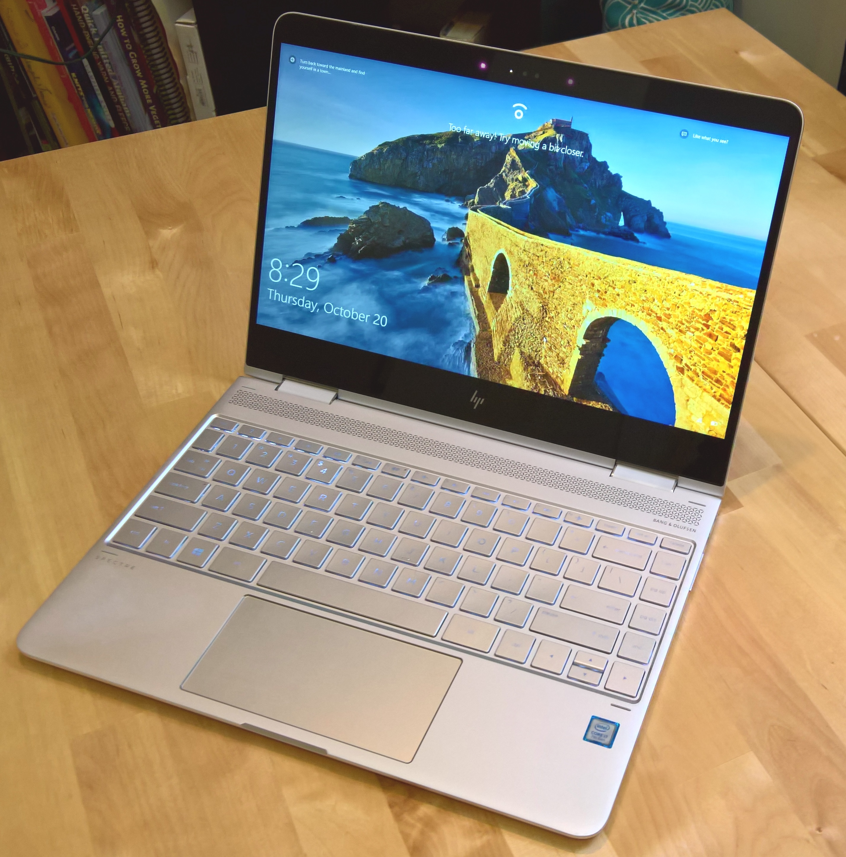 Hp S New Spectre X360 Is Probably The Best Pc Laptop