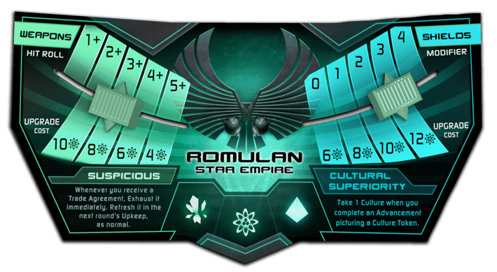 The Romulan
