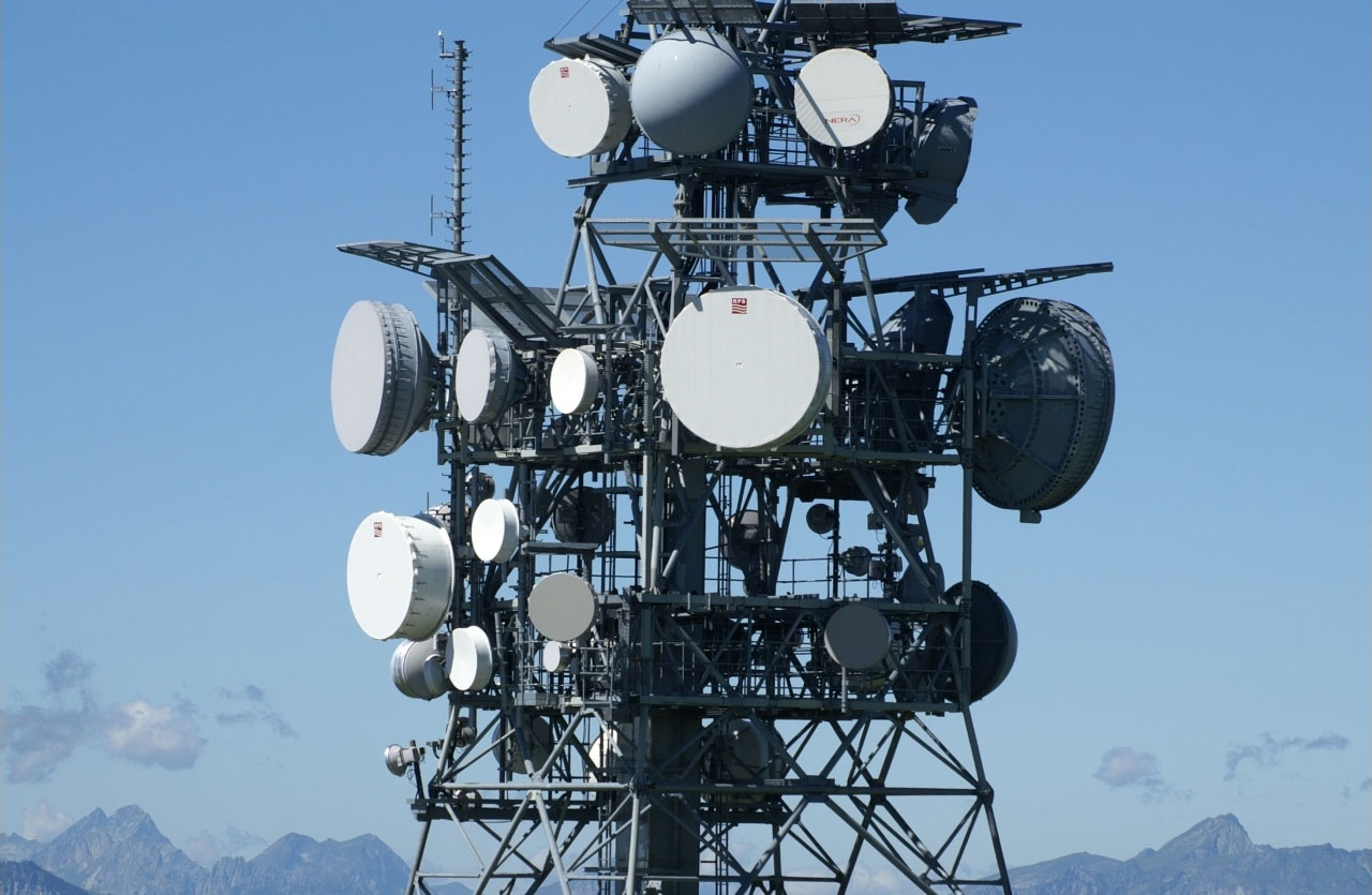 the secret world of microwave networks