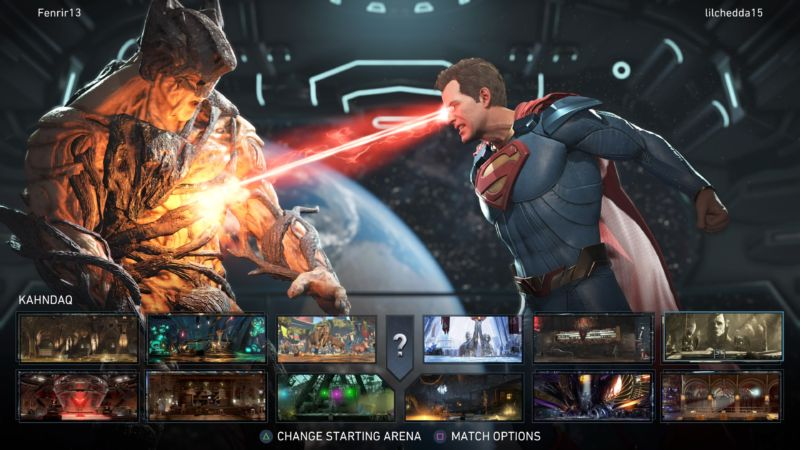 Injustice 2 Review Gods Monsters And Unholy Beatings