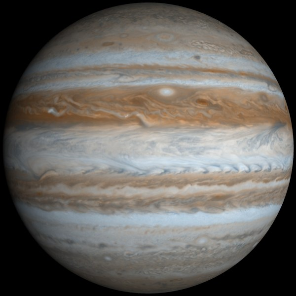 New study suggests Jupiters formation divided Solar