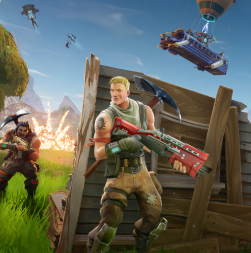 PUBG vs  Fortnite  A game genre copycat face off heats up   Ars Technica Article intro image