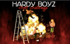 Starting with <em>Hardy Boyz Stunt Challenge,</em> wrestling would be fertile ground for MDickie.
