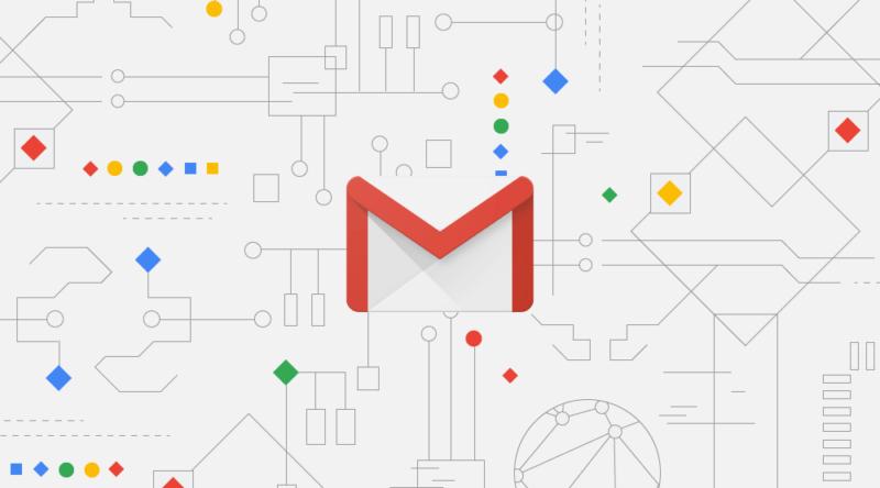 Google's branding for Gmail.
